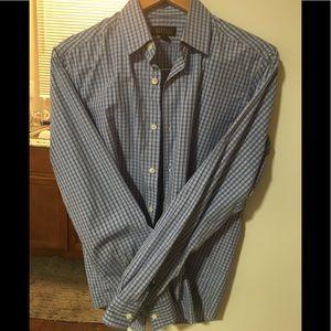 Barneys New York Mens Dress Shirt